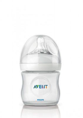 Philips Avent Natural cumisüveg PP 125 ml BPA nélkül