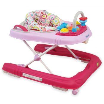 Baby Mix 2az1-ben comfort rózsaszín bébikomp