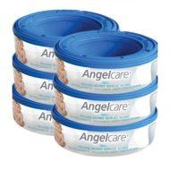 Angelcare 6db-os utántöltő kazetta