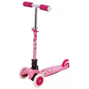 Baby Mix háromkerekű rózsaszín roller