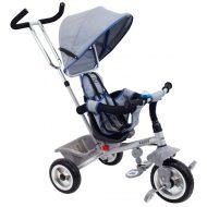 Baby Mix Rapid prémium tricikli szürke színben