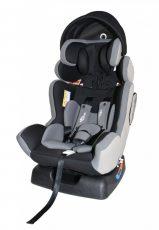 MamaKiddies Baby Extra Plus autósülés (0-36 kg) szürke színben ajándék napvédővel
