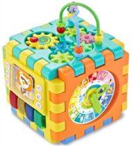 Baby Mix multifunkciós készségfejlesztő kocka