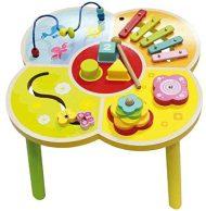 Baby Mix kreatív asztal gyerekeknek nagyon sok extrával
