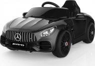 Mercedes-Benz AMG GT elektromos sportautó távirányítóval fekete színben