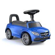 Baby Mix lábbal hajtható kék AMG Mercedes