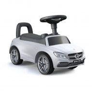Baby Mix lábbal hajtható fehér AMG Mercedes