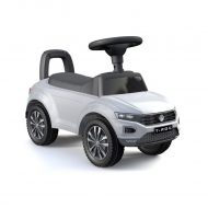 Baby Mix lábbal hajtható fehér Volkswagen