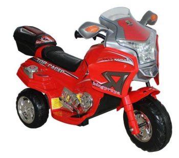 Baby Mix elektromos háromkerekű motor piros színben (power edition)
