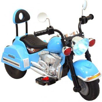 Elektromos motor a Baby Mixtől kék színben