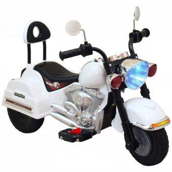 Elektromos motor a Baby Mixtől fehér színben