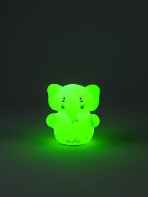 Nuvita éjjeli fény elefántos