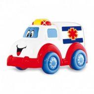 Baby Mix játék mentőautó