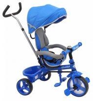 Baby Mix Ecotrike 2 gyermek tricikli kék színben