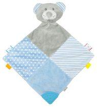 Kék macis kendőcske a Baby Mixtől