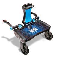 Lascal Maxi+ testvérfellépő kék színben kihajtható üléssel