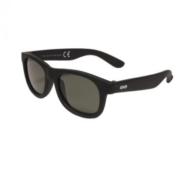 TOOtiny napszemüveg gyerekeknek - közepes méretben és fekete színben
