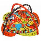 Baby Mix dzsungel állatkás játszószőnyeg