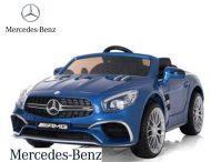 Mercedes-Benz AMG kék autó távirányítóval