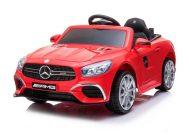 Mercedes-Benz AMG piros autó távirányítóval