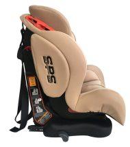 ISOFIX-es MamaKiddies Universe biztonsági autósülés (9-36 kg) bézs színben 2994f8d1d4