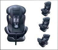 MamaKiddies Safety Star autósülés (0-25 kg) ezüst-fekete színben 0a63f6d648