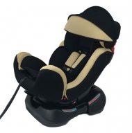 Mama Kiddies Safety Plus autósülés (0-25 kg) bézs színben ajándék napvédővel