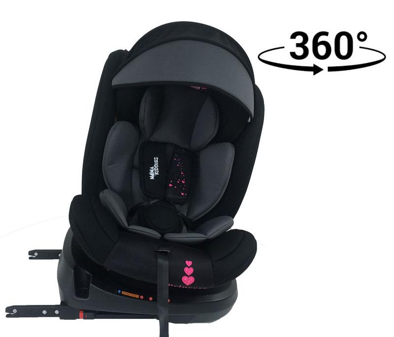 Biztonsági autósülés 0-36 kg