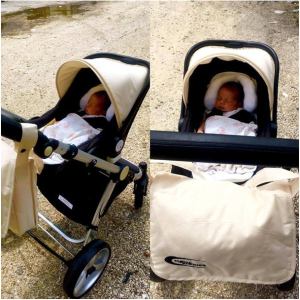 MamaKiddies Premium Baby 3az1-ben babakocsi fényképes olvasói vélemények b0c538706f